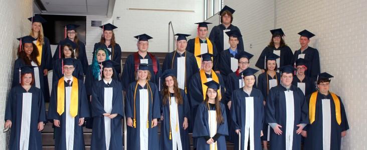 Manhattan Virtual Academy graduation