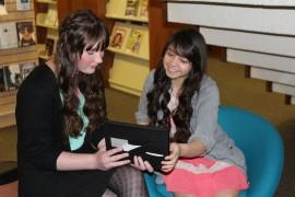 Manhattan Virtual Academy students